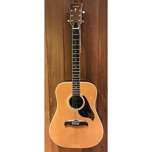 In Store Used Used Cortez J6600 Natural Acoustic Guitar Natural