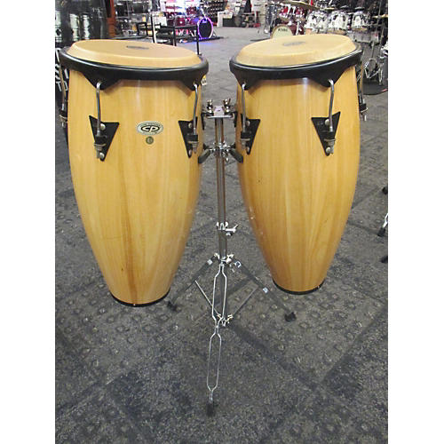 In Store Used Used Cosmic Percussion By LP 2 Piece Cosmic Percussion Conga-thumbnail