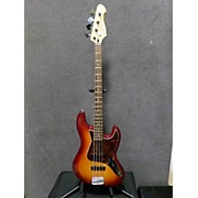 Used Crafter Ashland Red Sunburst Electric Bass Guitar
