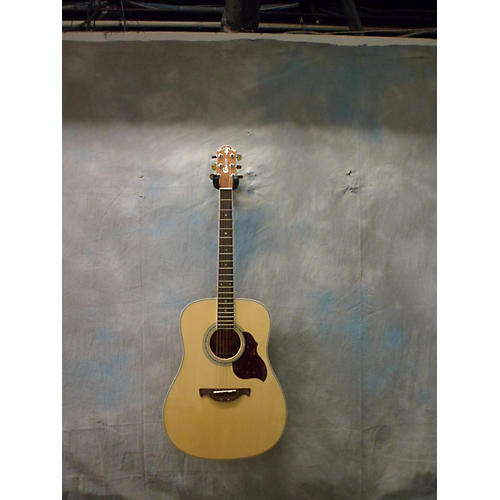 In Store Used Used Crafter D-8 Natural Acoustic Guitar