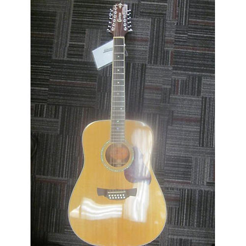 In Store Used Used Crafter D8-12 Natural 12 String Acoustic Guitar-thumbnail