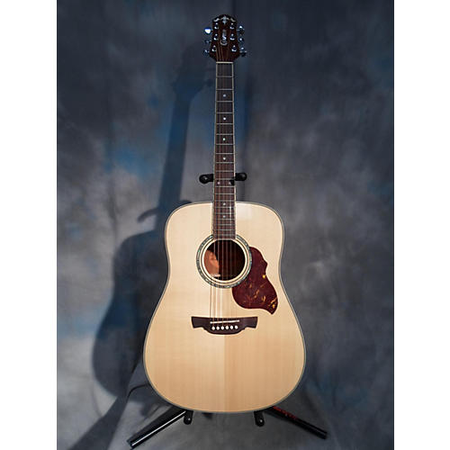 In Store Used Used Crafter D8 Natural Acoustic Guitar