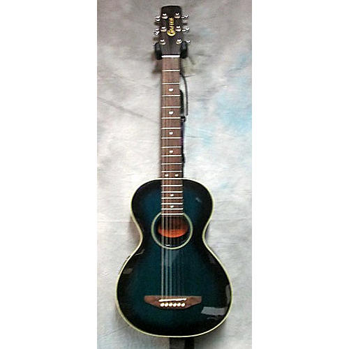In Store Used Used Crafter Rf-40e Blue Burst Acoustic Guitar