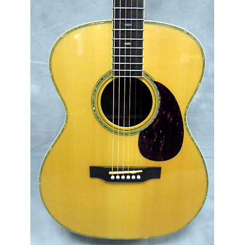In Store Used Used Crafter T035 Natural Acoustic Guitar