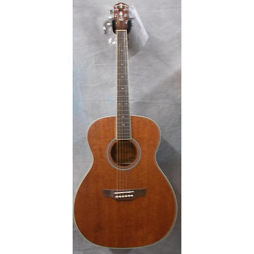In Store Used Used Crafter T6MH Mahogany Acoustic Guitar