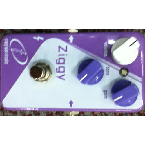 In Store Used Used Crazy Tube Circuits Ziggy Effect Pedal-thumbnail