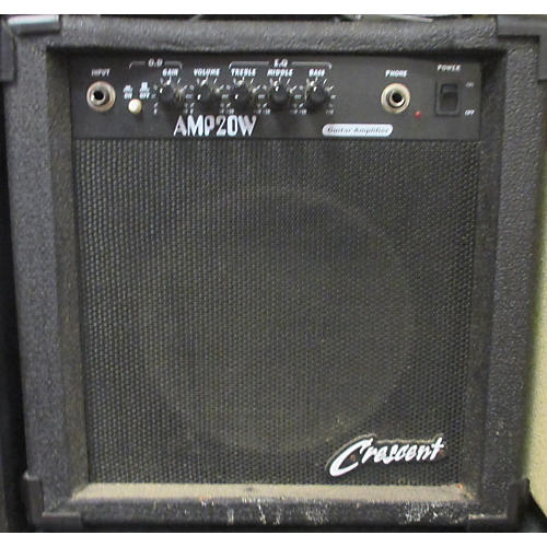 In Store Used Used Crescent Amp 20w Guitar Power Amp