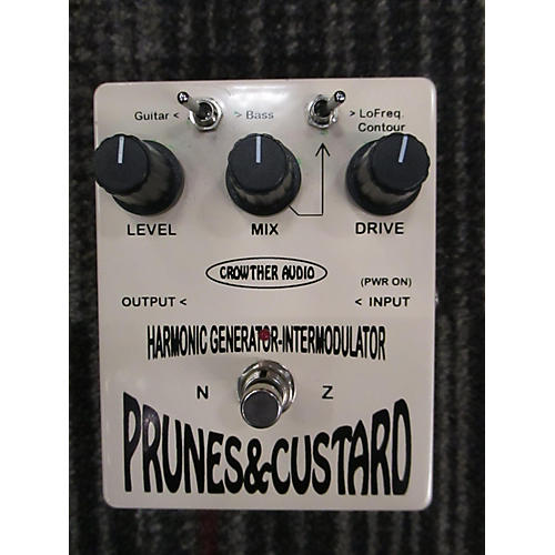 In Store Used Used Crowther Audio Prunes & Custard Effect Pedal