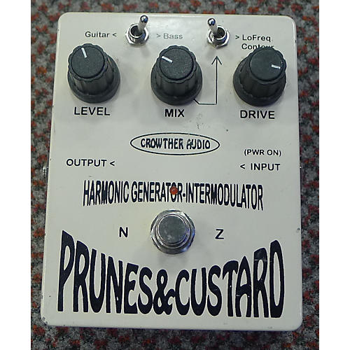 In Store Used Used Crowther Prunes And Custard Effect Pedal-thumbnail