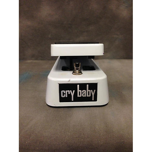 In Store Used Used Crybaby Gcb95 Effect Pedal