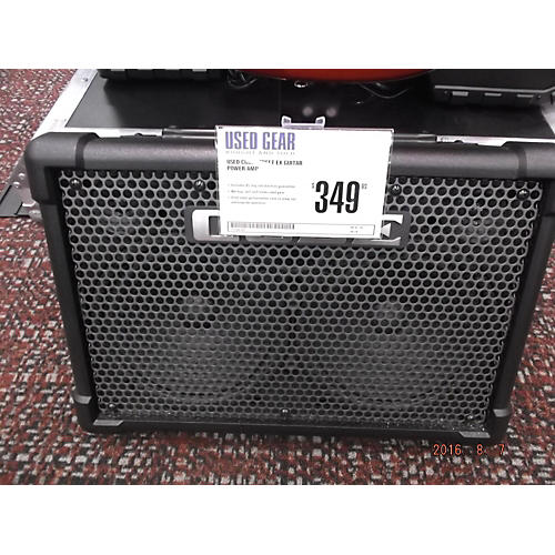 In Store Used Used Cube Street EX Guitar Power Amp