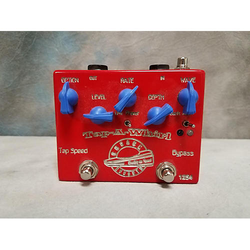 In Store Used Used Cusack Effects Tap-A-Whirl Effect Pedal