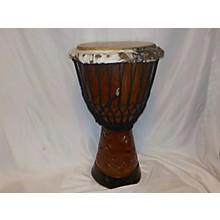 Used Custom Hand Made Djembe