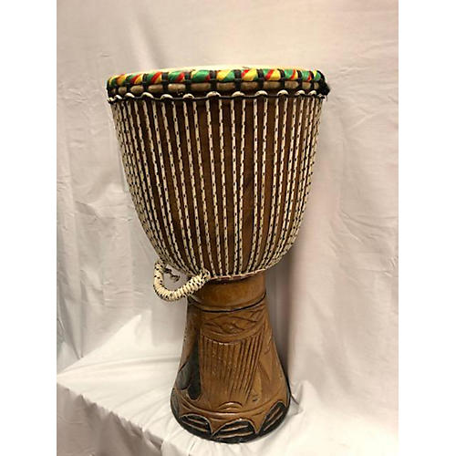 In Store Used Used Custom Overseas Senegal 24x12 Djembe Djembe