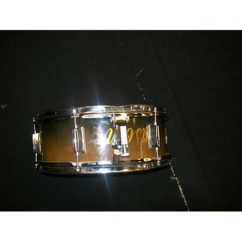 In Store Used Used Custom Snare 5.5X14 Six Hour Brown Sunburst Drum