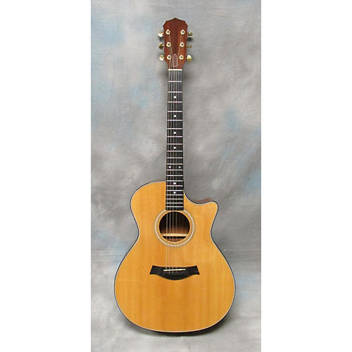 In Store Used Used Custom Spruce And Mahogany Natural Acoustic Electric Guitar Natural