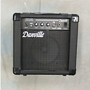 Used DANVILLE 20 WATT GUITAR AMP Battery Powered Amp