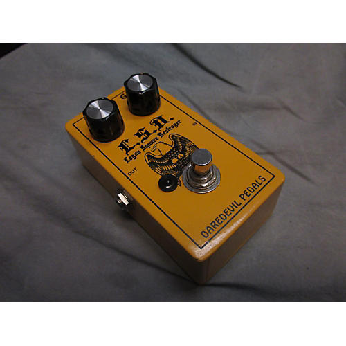 In Store Used Used DAREDEVIL PEDALS LOGAN SQUARE DESTROYER Effect Pedal-thumbnail