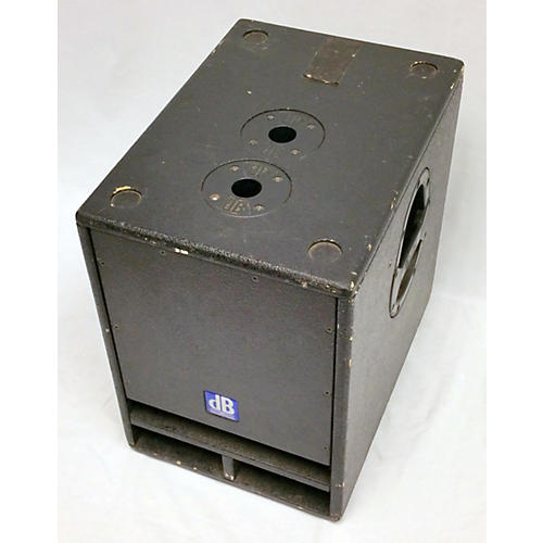 In Store Used Used DB TECHNOLOGIES OPERA SUB 12 Powered Subwoofer