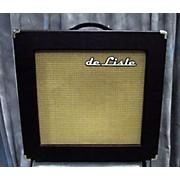 Used DELISLE 15P Tube Guitar Combo Amp
