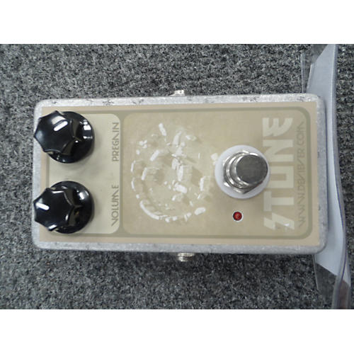 In Store Used Used DEVIEVER STONE BEIGE Effect Pedal BEIGE