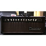 Used DEVILCAT JIMMY 50W HEAD W/ 2X12 CAB Guitar Stack