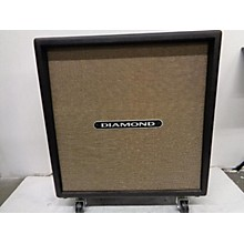 Used DIAMOND 4X12 Guitar Cabinet