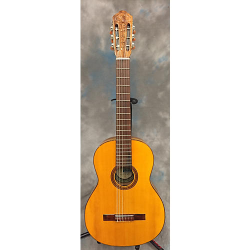 In Store Used Used DIGIORGIO 1972 SIGNORINA NO 16 Natural Classical Acoustic Guitar-thumbnail