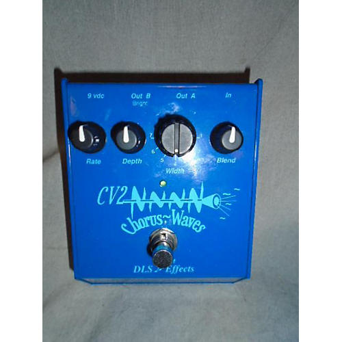 In Store Used Used DLS CV2 Effect Pedal-thumbnail