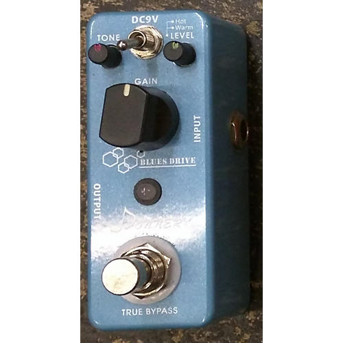 In Store Used Used DONNER BLUES DRIVE Effect Pedal-thumbnail