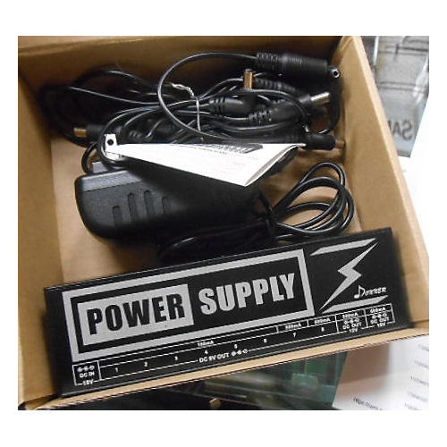 In Store Used Used DONNER DP-02 POWER SUPPLY Effect Processor