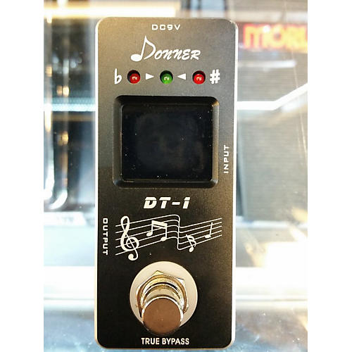 In Store Used Used DONNER DT1 Tuner-thumbnail