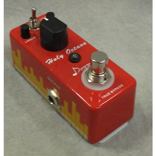 In Store Used Used DONNER HOLY OCTAVE Effect Pedal