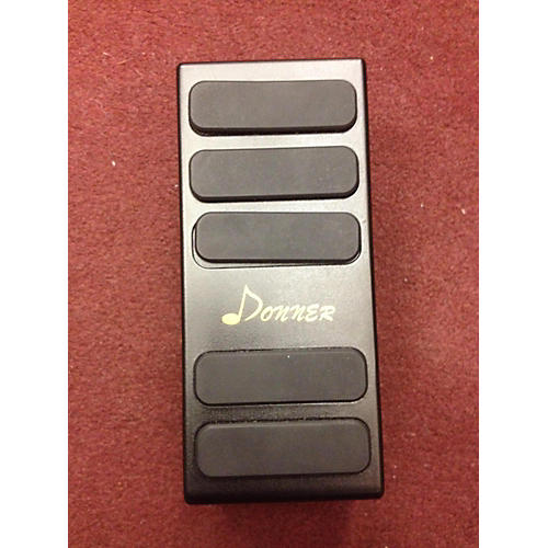 In Store Used Used DONNER WAH CRY Effect Pedal