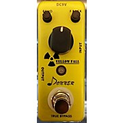 Used DONNER YELLOW FALL Effect Pedal