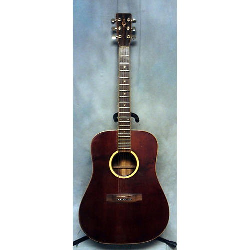 In Store Used Used Daion The 78' Heritage Vintage Natural Acoustic Guitar