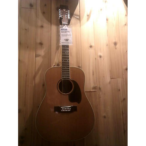 In Store Used Used Daion Wugen Mark II Natural 12 String Acoustic Electric Guitar-thumbnail