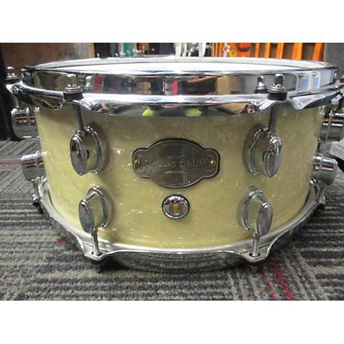 used dallas drum 6x13 maple drum marine pearl marine pearl 12 guitar center. Black Bedroom Furniture Sets. Home Design Ideas