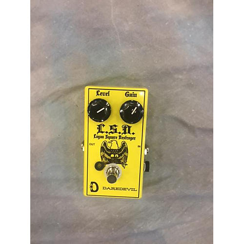 In Store Used Used Daredevil Logan Square Destroyer Effect Pedal