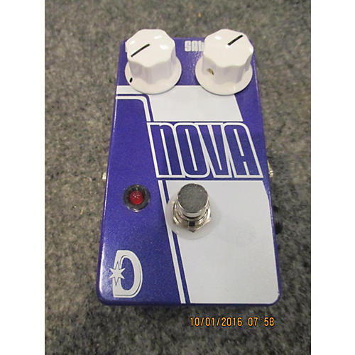 In Store Used Used Daredevil Nova Effect Pedal-thumbnail