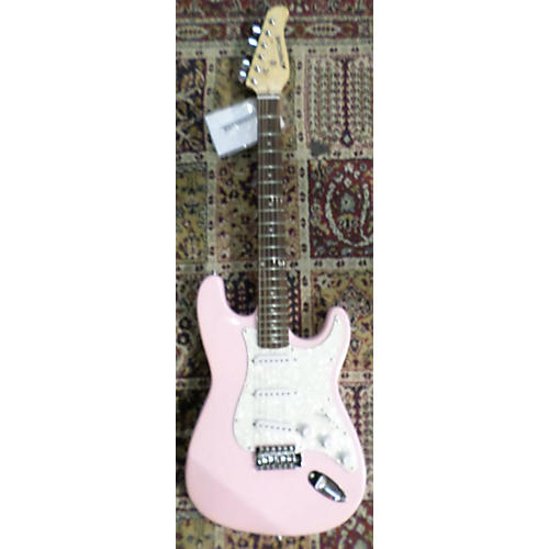 In Store Used Used Darin Divas Divas Pink Solid Body Electric Guitar-thumbnail