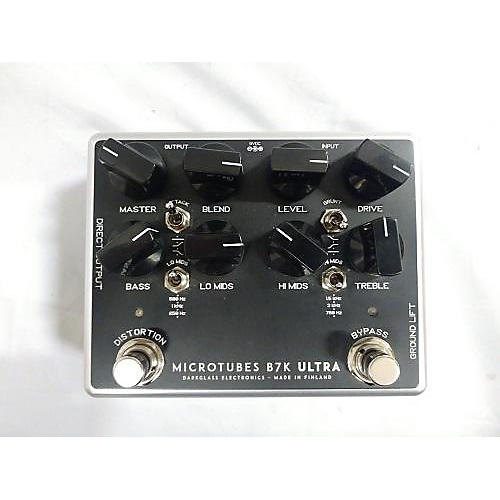 Dark Glass Bass Pedal