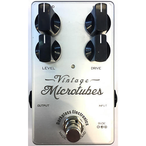 In Store Used Used Darkglass Electronics Vintage Microtubes Bass Effect Pedal