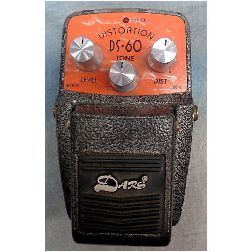 In Store Used Used Dars Ds60 Effect Pedal-thumbnail