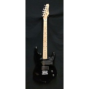 used davidson strat black solid body electric guitar guitar center. Black Bedroom Furniture Sets. Home Design Ideas
