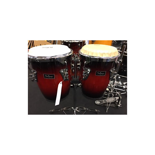 used de rosa tobacco congas bongo conga drum bongos guitar center. Black Bedroom Furniture Sets. Home Design Ideas