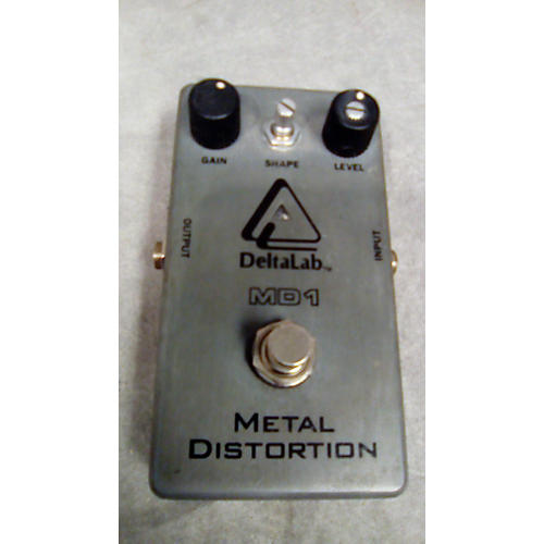 In Store Used Used Delta Lab MD1 METAL DISTORTION Effect Pedal