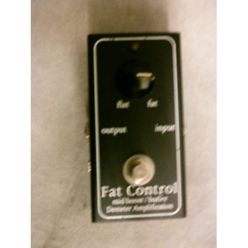 In Store Used Used Demeter Amplification Fat Control Effect Pedal
