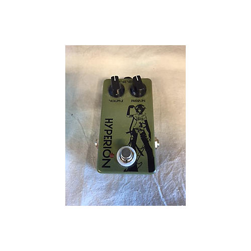 In Store Used Used Devie Ever Fx Hyperion Effect Pedal