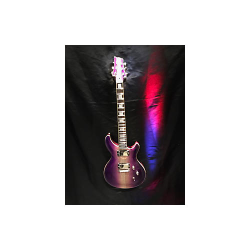 In Store Used Used Diamond Guitars Monarch Violet Burst Solid Body Electric Guitar